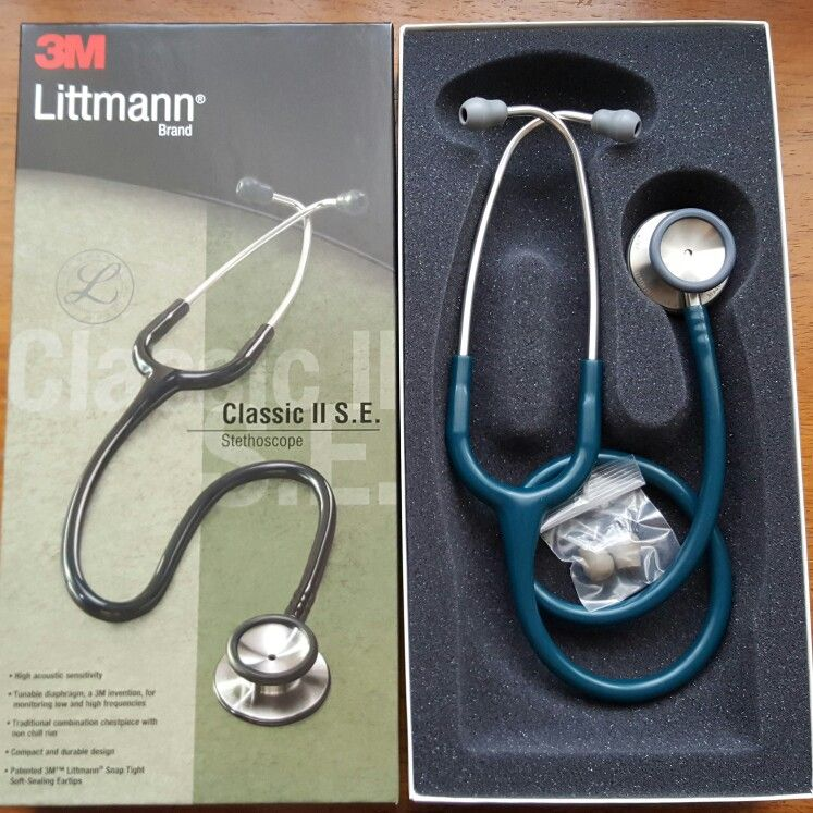 First stethoscope