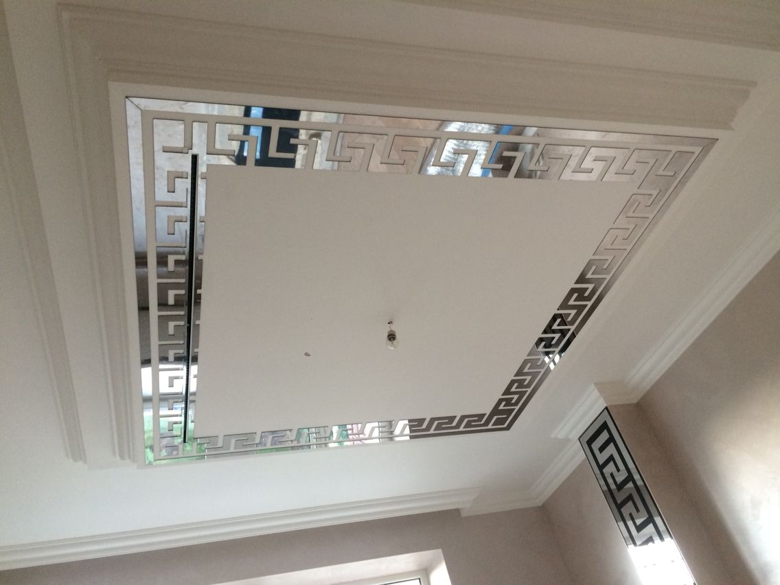 Stainless Steel Laser Cut Ceiling False Ceillings