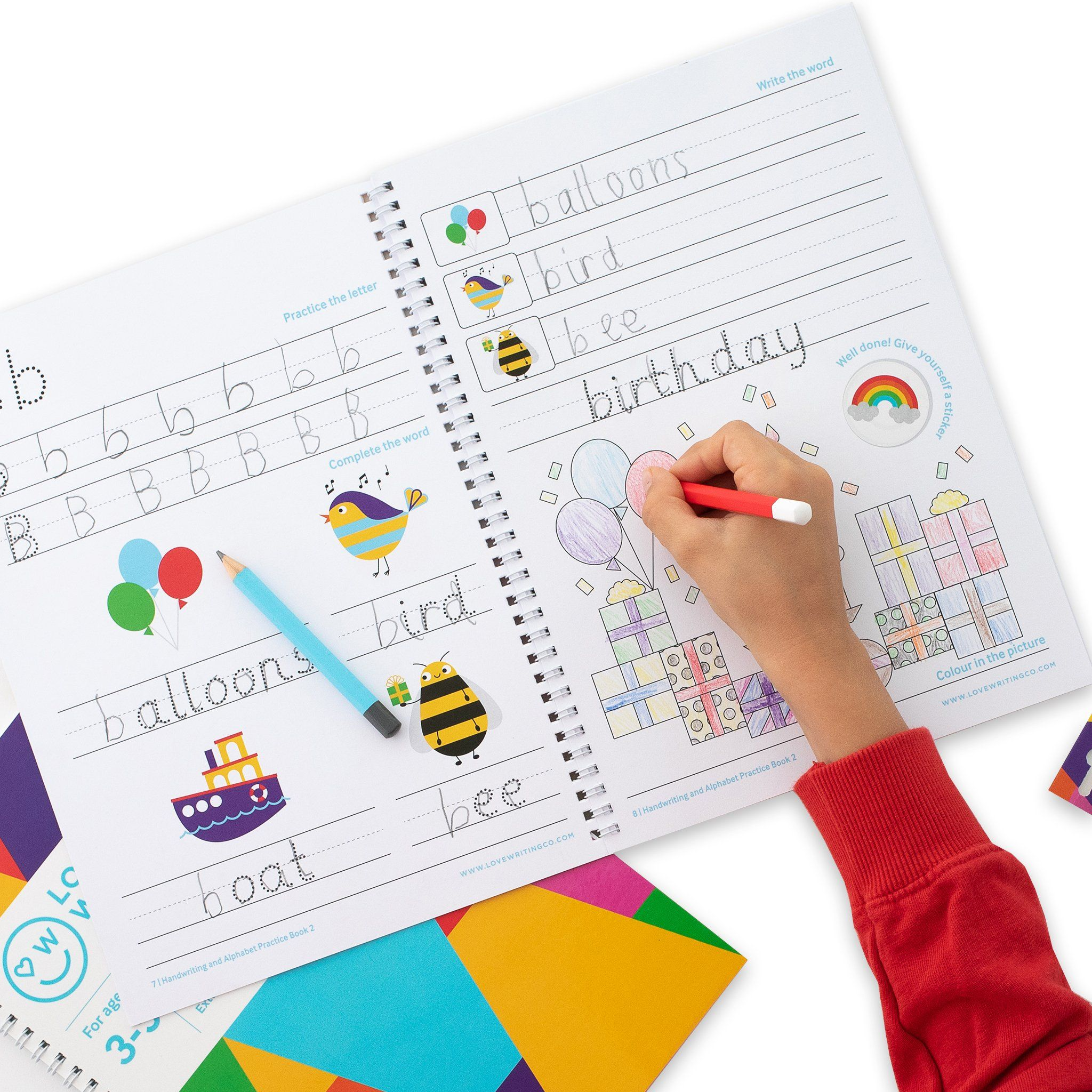 Teach Your Child How To Write With Love Writing Co In
