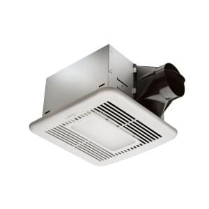Hampton Bay 80 Cfm Ceiling Exhaust Fan With Led Light And Nightlight Vfb25acled2 At The Home Depot Mobil Ceiling Exhaust Fan Exhaust Fan Bathroom Exhaust Fan