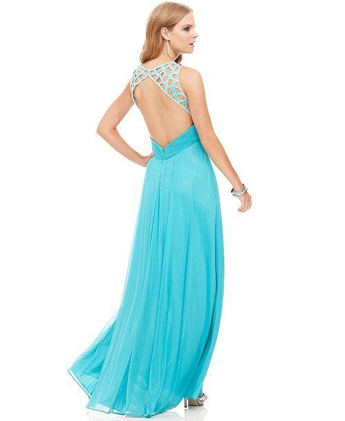 Macy's Prom Dresses 2014