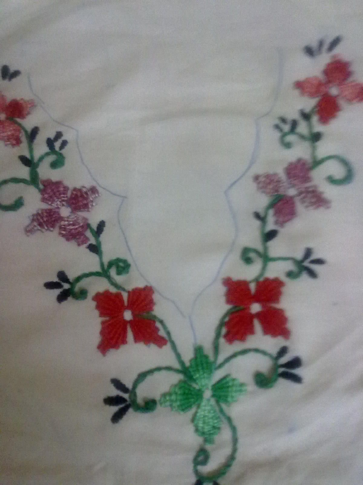 Kadai Kamal Work Designs - Google Search | Sewing Room And Embroidery Works | Pinterest | Google ...