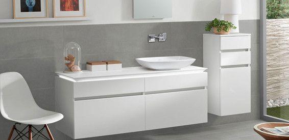 Villeroy & Boch Legato Badmoebel | Bathroom Furniture | Pinterest ...