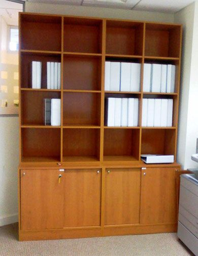 Muebles de oficinas modernos mr muebles modulares para for Muebles comedor modulares