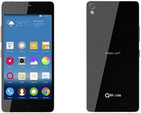 Qmobile Noir Z7 with Octa-Core SoC in Pakistan for Rs. 23,500