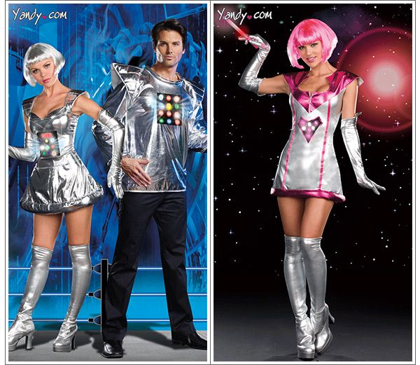 Adult Space Robot Costumes Something Similar For Kids