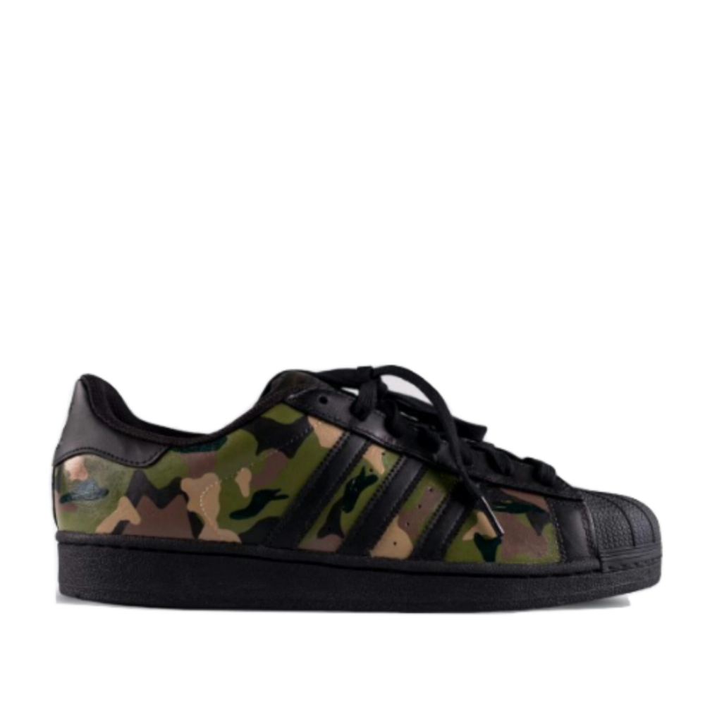 shoes. Adidas Superstar Earth Camo