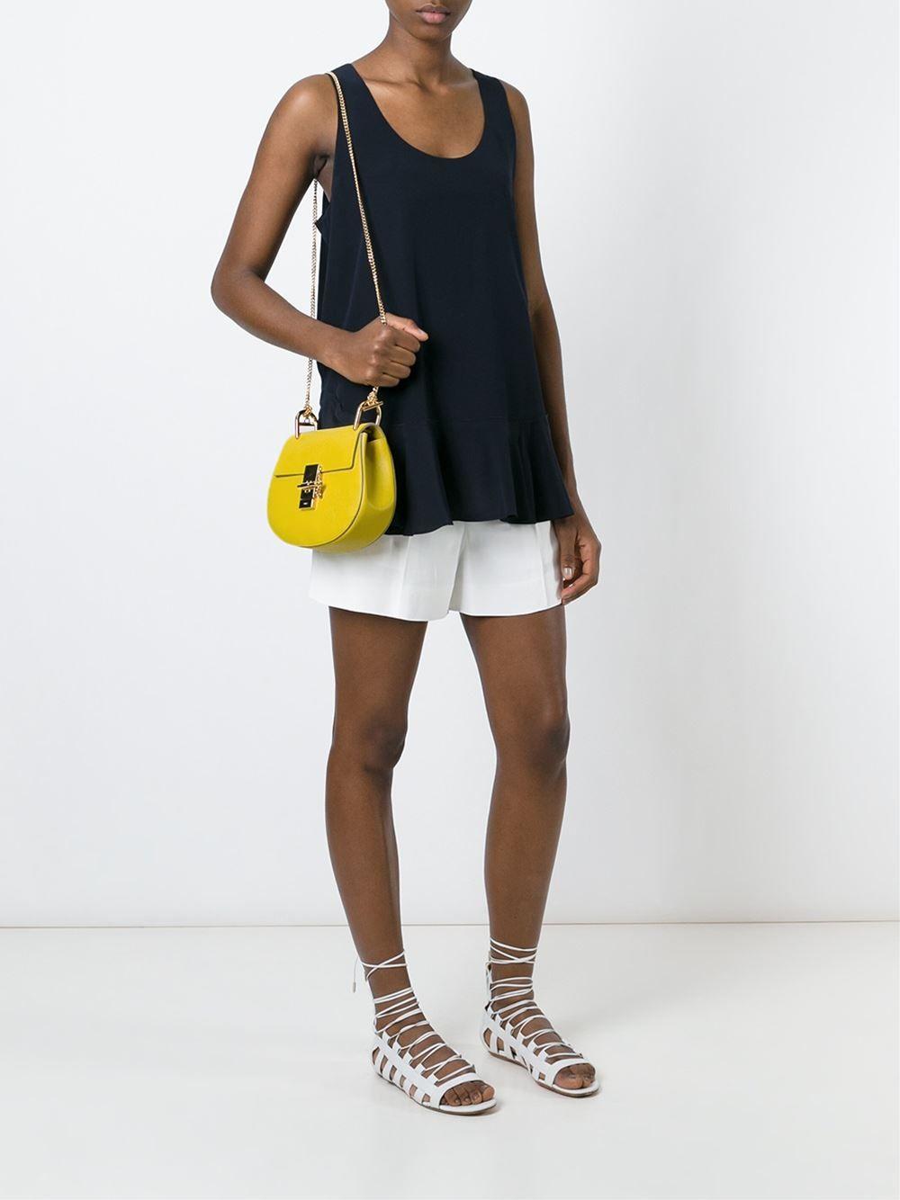 Chloé Bolsa modelo 'Drew'