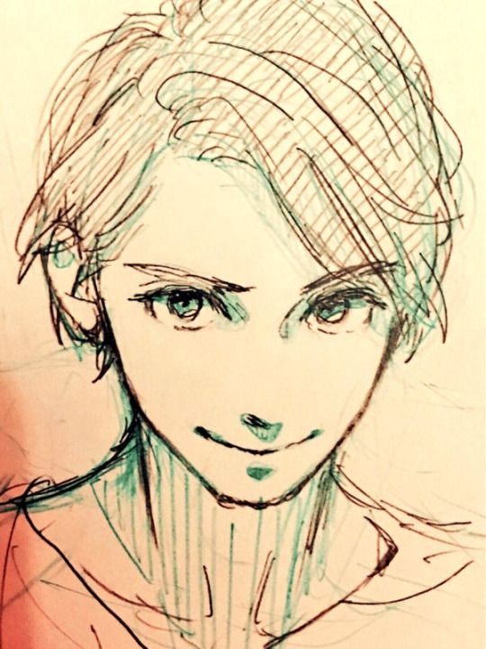 "Photo of ""I kind of drew Loki"""