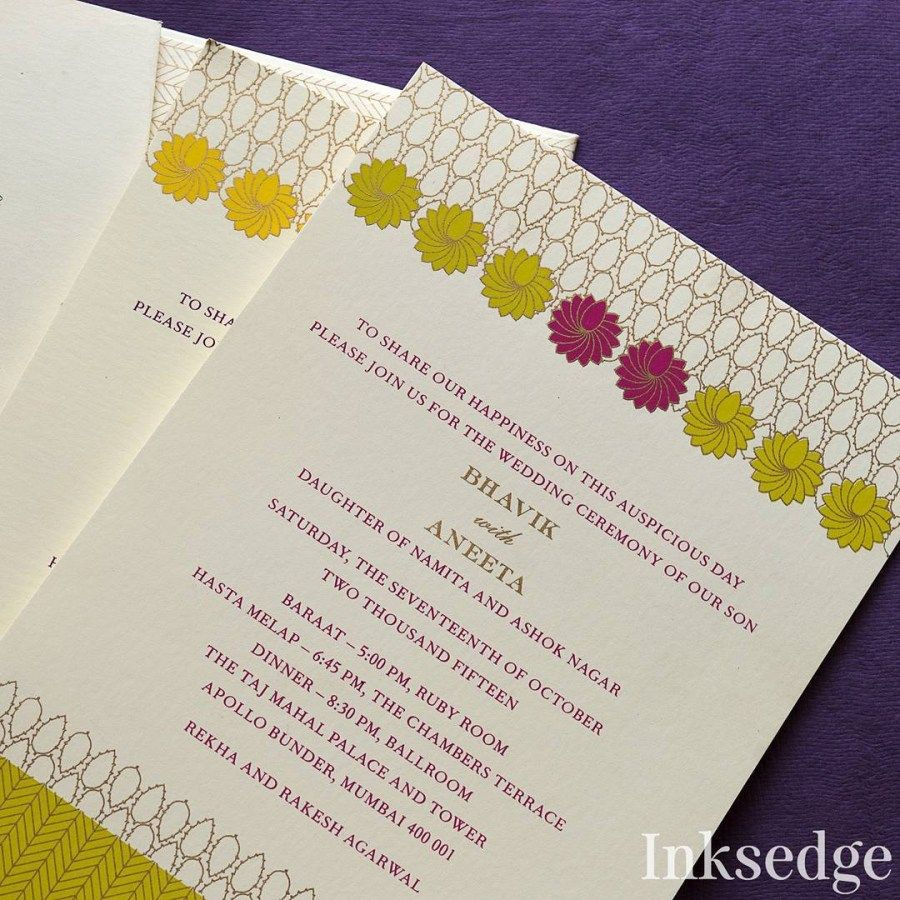 Wedding Invitation Wording Divorced Parents: 32+ Inspired Picture Of Wedding Invitation Assembly