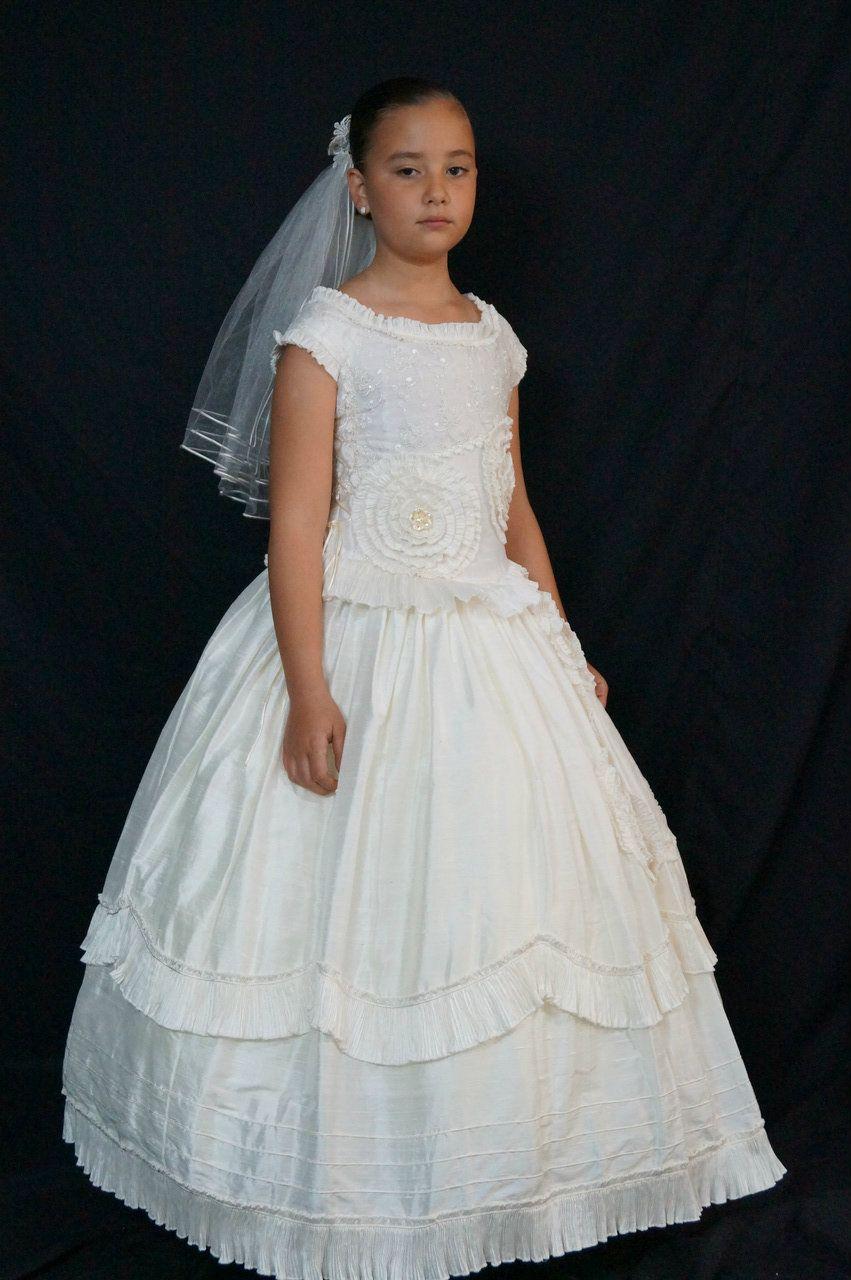 Vestidos de primera comunion luca gobbi