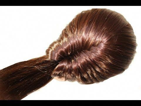How To Make Hairstyle For Girls At Home Simple Hairstyle Easy