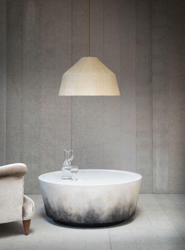 die besten 25 couchtisch aus stein ideen auf pinterest marmorm bel schwarzer marmor. Black Bedroom Furniture Sets. Home Design Ideas