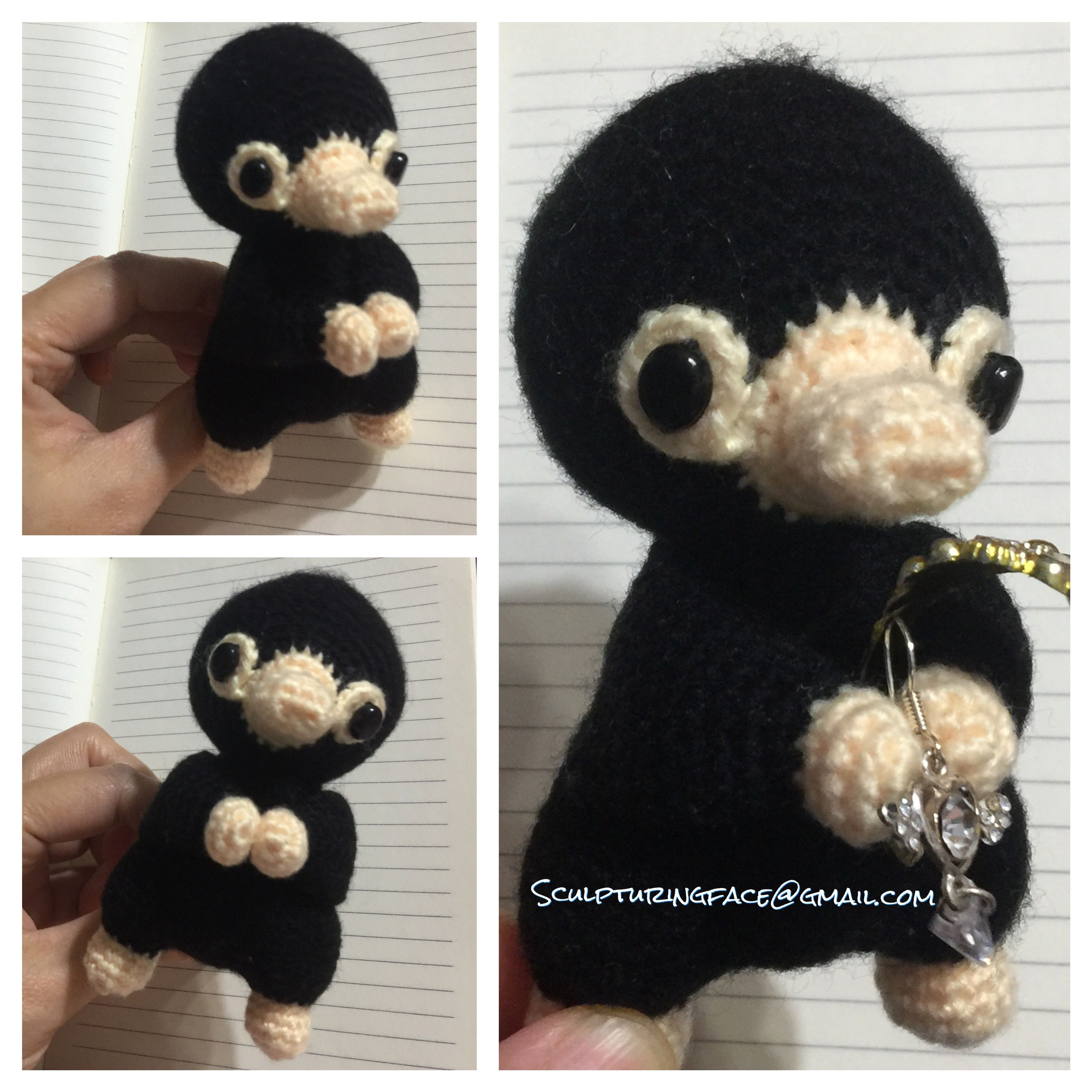 Niffler of Fantastic Beast and Where to find them Harry Potter ...