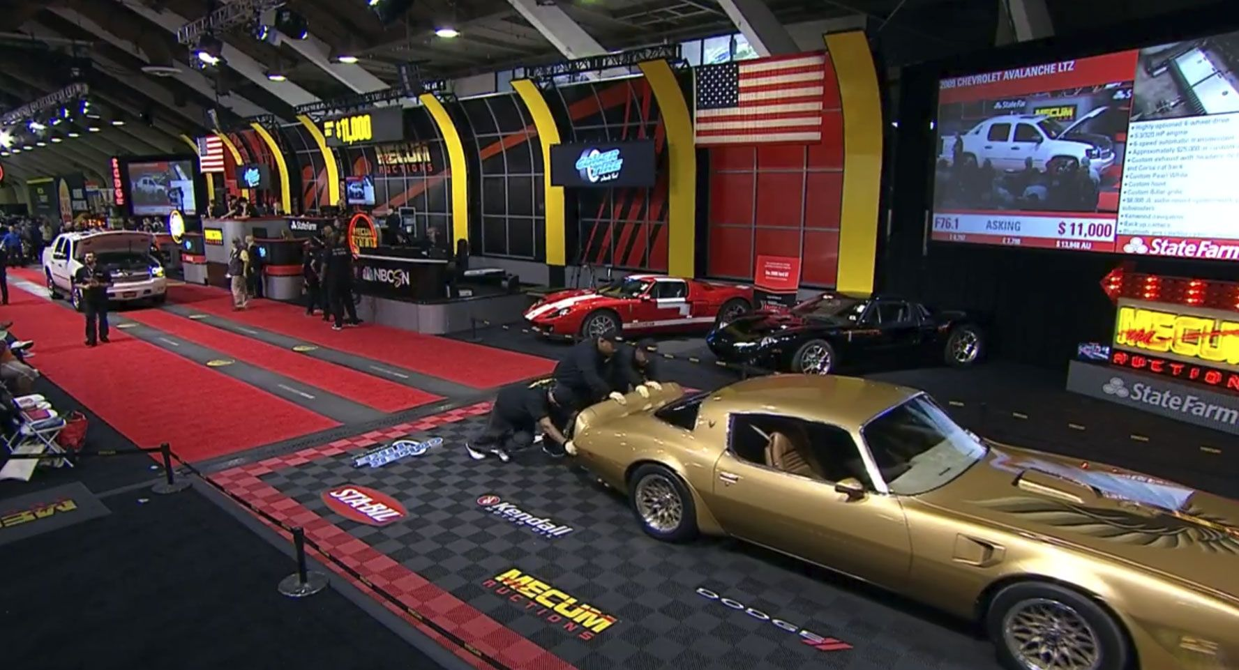 Watch 2018 Mecum Auction From Los Angeles Live Here | Cars