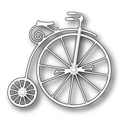Memory box die: Vintage bicycle