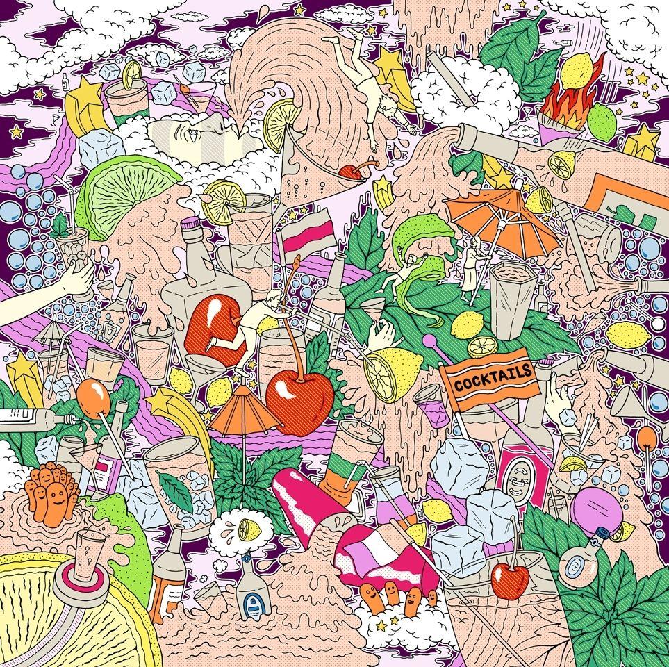 matt johnstone   illustrators   jelly illustration   jelly