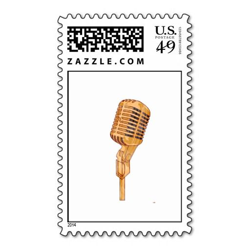 Old Vintage Microphone Scratched Faded Brown Postage Stamp We provide you all shopping site and all informations in our go to store link. You will see low prices onDeals          Old Vintage Microphone Scratched Faded Brown Postage Stamp Here a great deal...