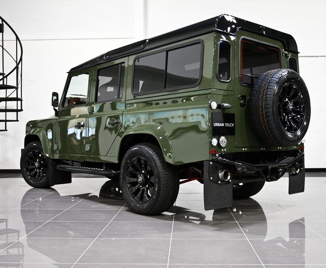 envy green ls3 urban truck ultimate rs antiurban defender