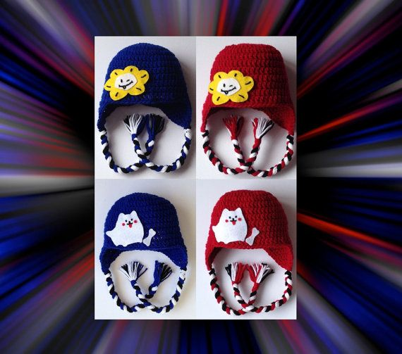 undertale merchandise flowey or annoying dog hats for sale in all