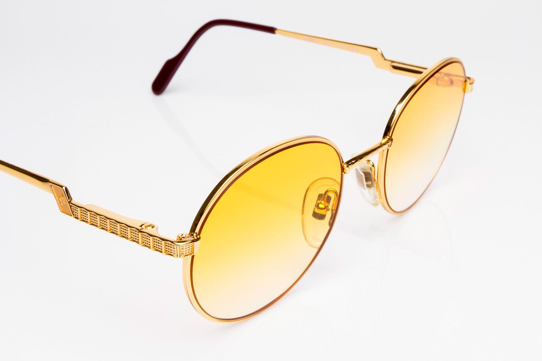 51116430717 Metro Boomin   Vintage Frames Partner for 24kt Gold Sunglasses ...