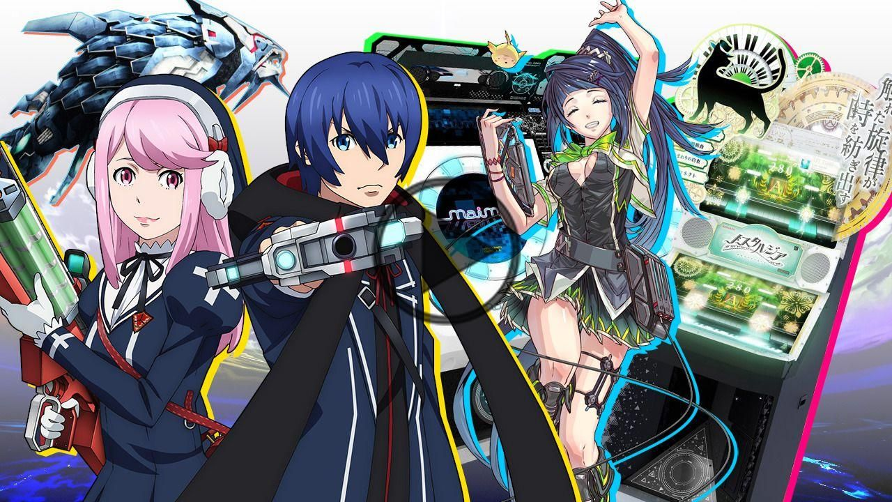 7 Hardest Juegos arcade japonés IGN en 2020 Juegos