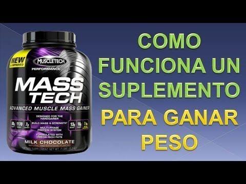 Suplemento Para Ganar Masa Muscular Aumentadores De Peso Ganador De Peso Masa Muscular Aumentar Musculo