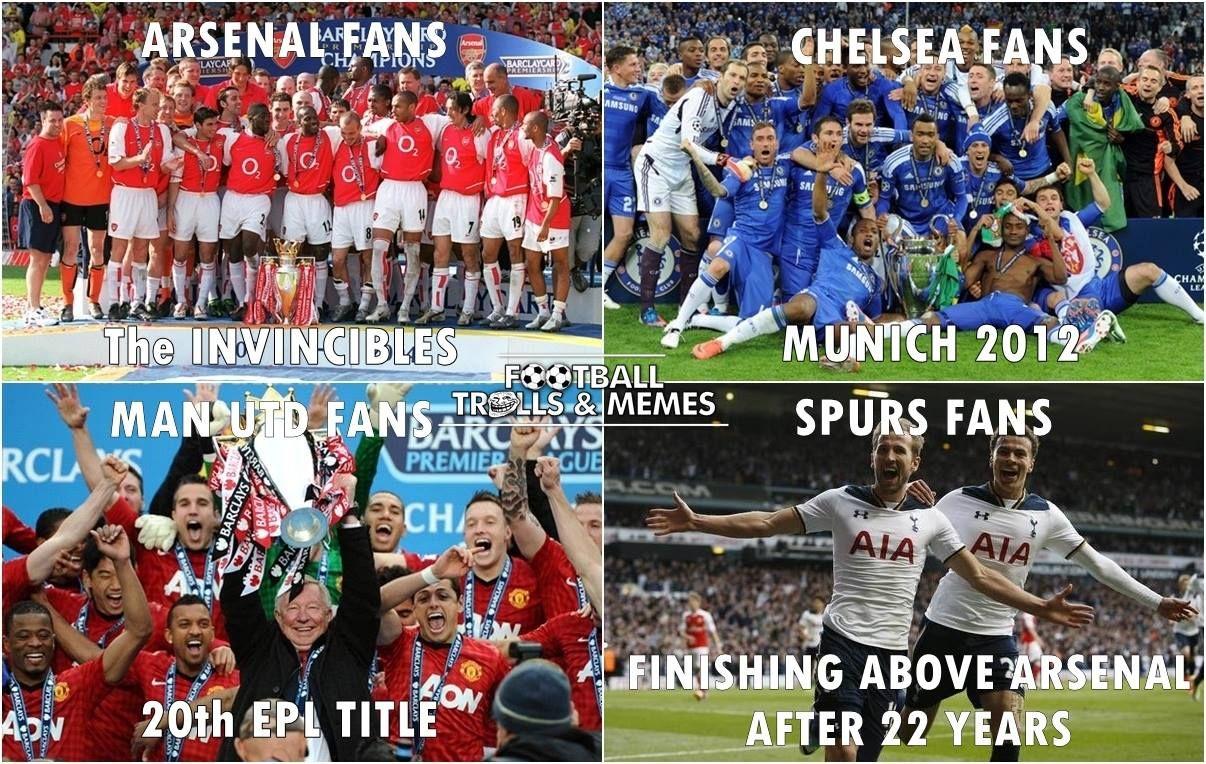 Liverpool Tottenham Meme