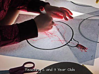 Light Table Activities for Preschool