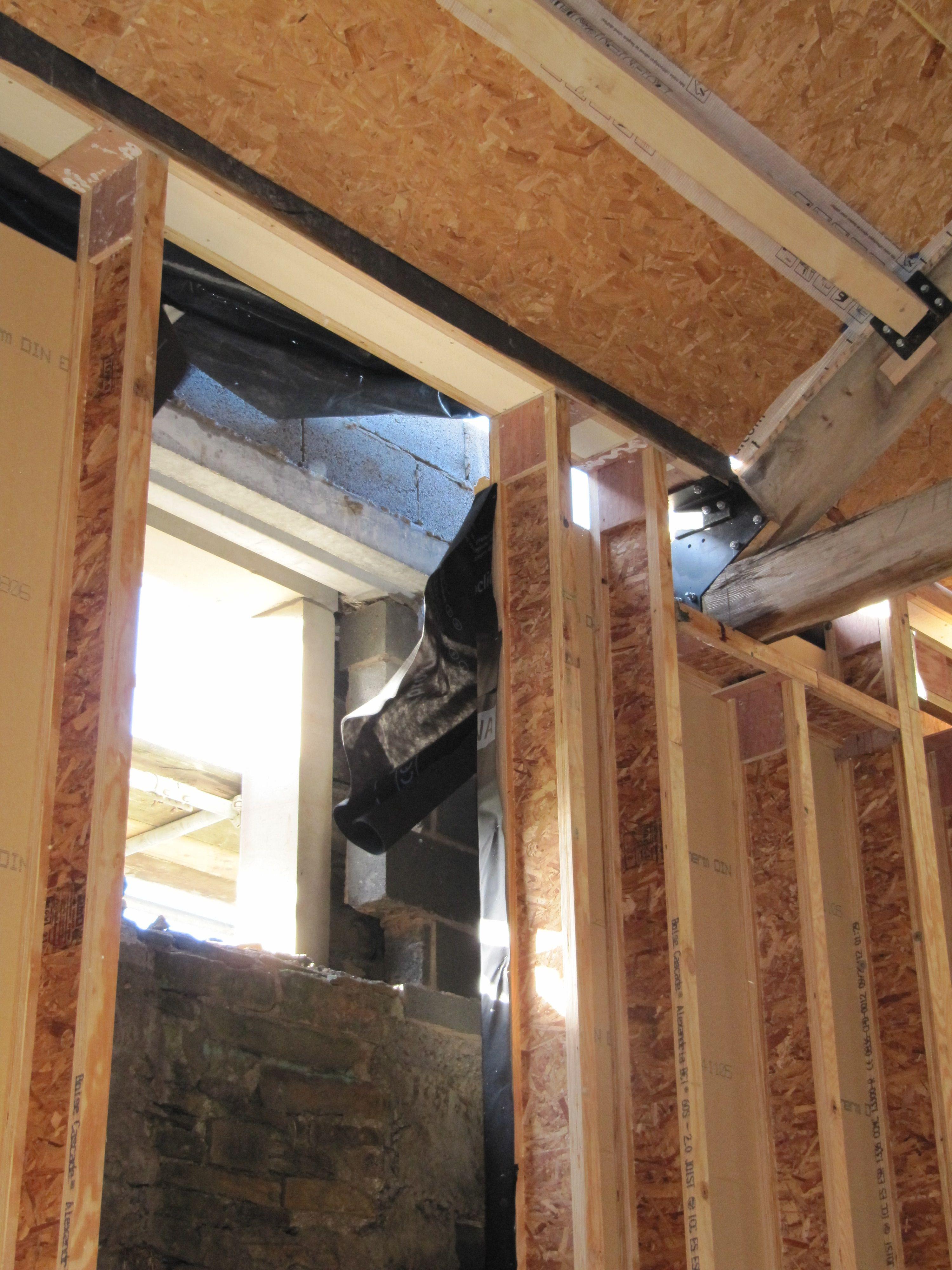 Blog outlining airtightness and insulation strategy for timber blog outlining airtightness and insulation strategy for timber frame walls at cre8 barn enerphit passivhaus retrofit solutioingenieria Gallery