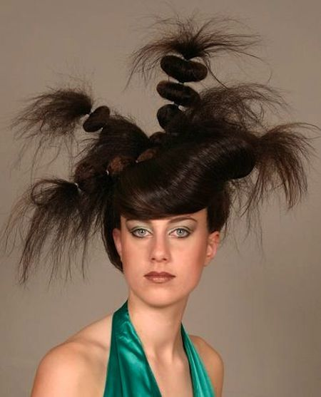 15 Weird \u0026 Wild Hairdos and Haircuts \u2013 What Were They