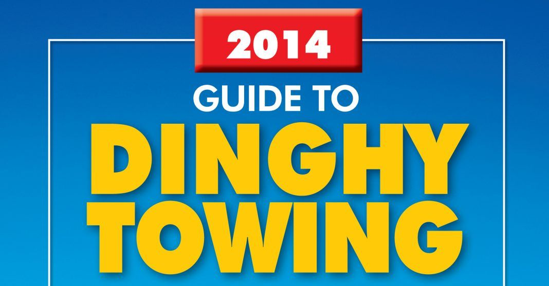 2014_Dinghy Guide Cover.indd Dinghy, Motorhome, Towing