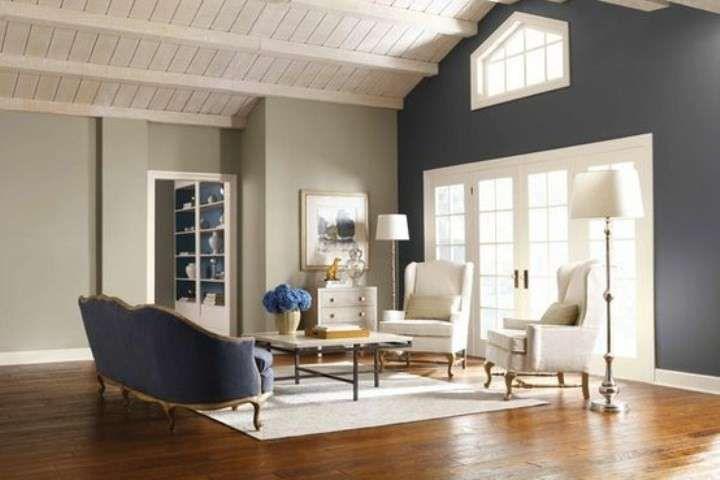 Salotto mobili ~ I colori dei mobili salotto sui toni del grigio