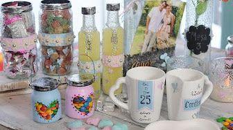 MONITOR | Cajas Románticas | Barniz Vitrificable-Decoupage-Glitter y Pinturas 3D| Manos a la Obra - YouTube