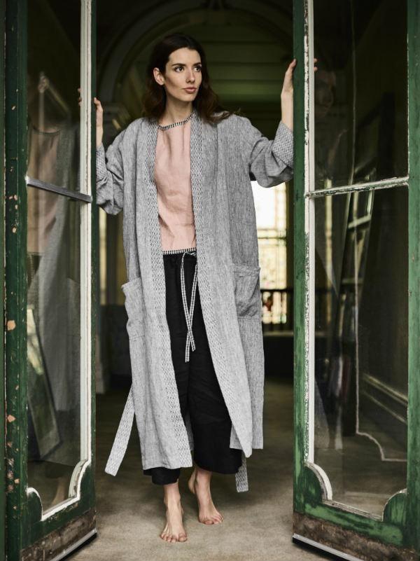 House Coat   Coat, Housecoat, Lounge wear