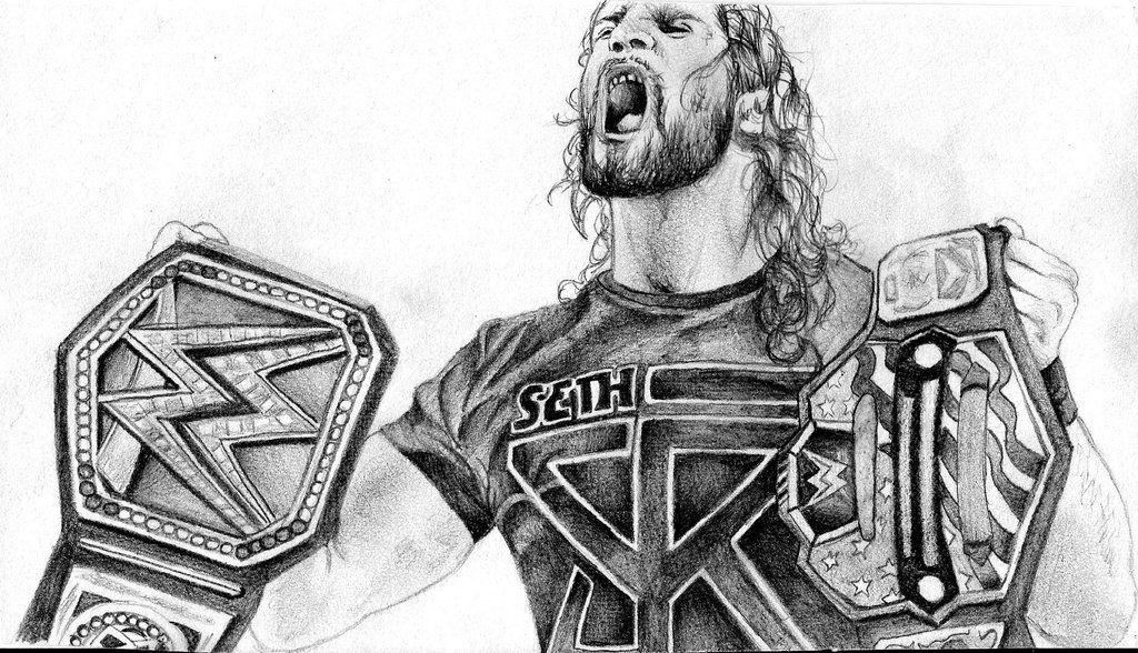 Seth Rolins Wwe Seth Rollins Seth Rollins Seth