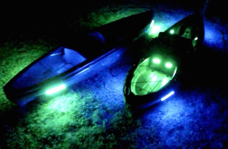 SuperNova Fishing Lights Pictures Gallery