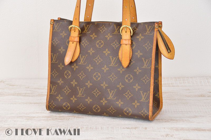 Louis Vuitton Monogram Popincourt Haut Tote Bag M40007