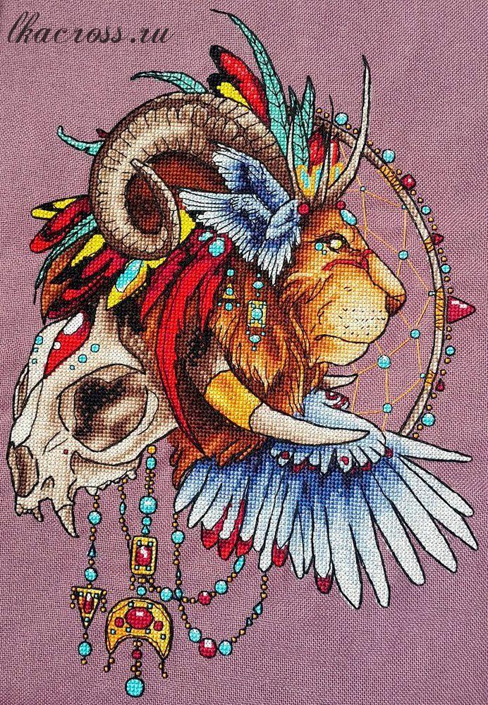 Ловец снов вышивка крестом схемы бесплатно