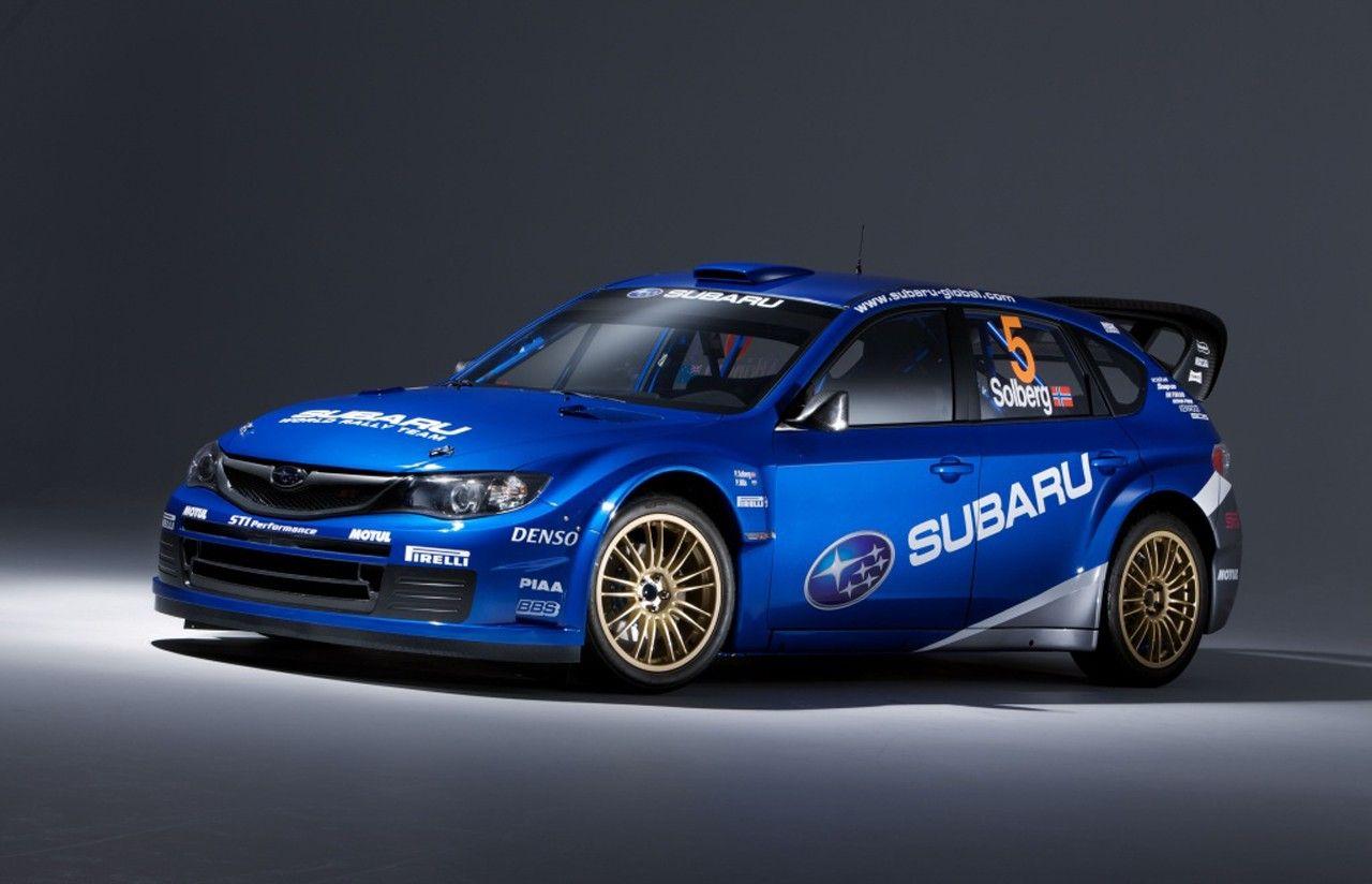 Subaru Impreza Wrc 2008 Coole Autos Autos
