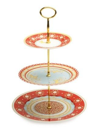 Maxwell & Williams - 'Cashmere Enchante' Jacqueline-Veronique 3 Tier Cake Stand On sale at Myer