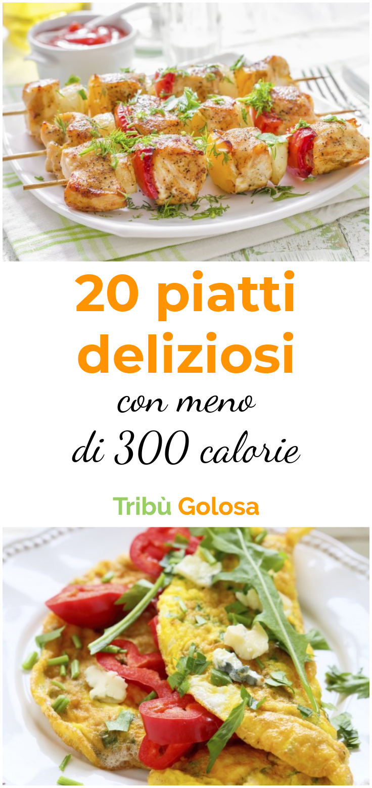 piatti dietetici da mangiare