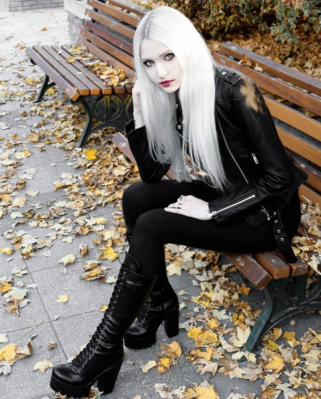 hot blonde emo madchen geschraubt