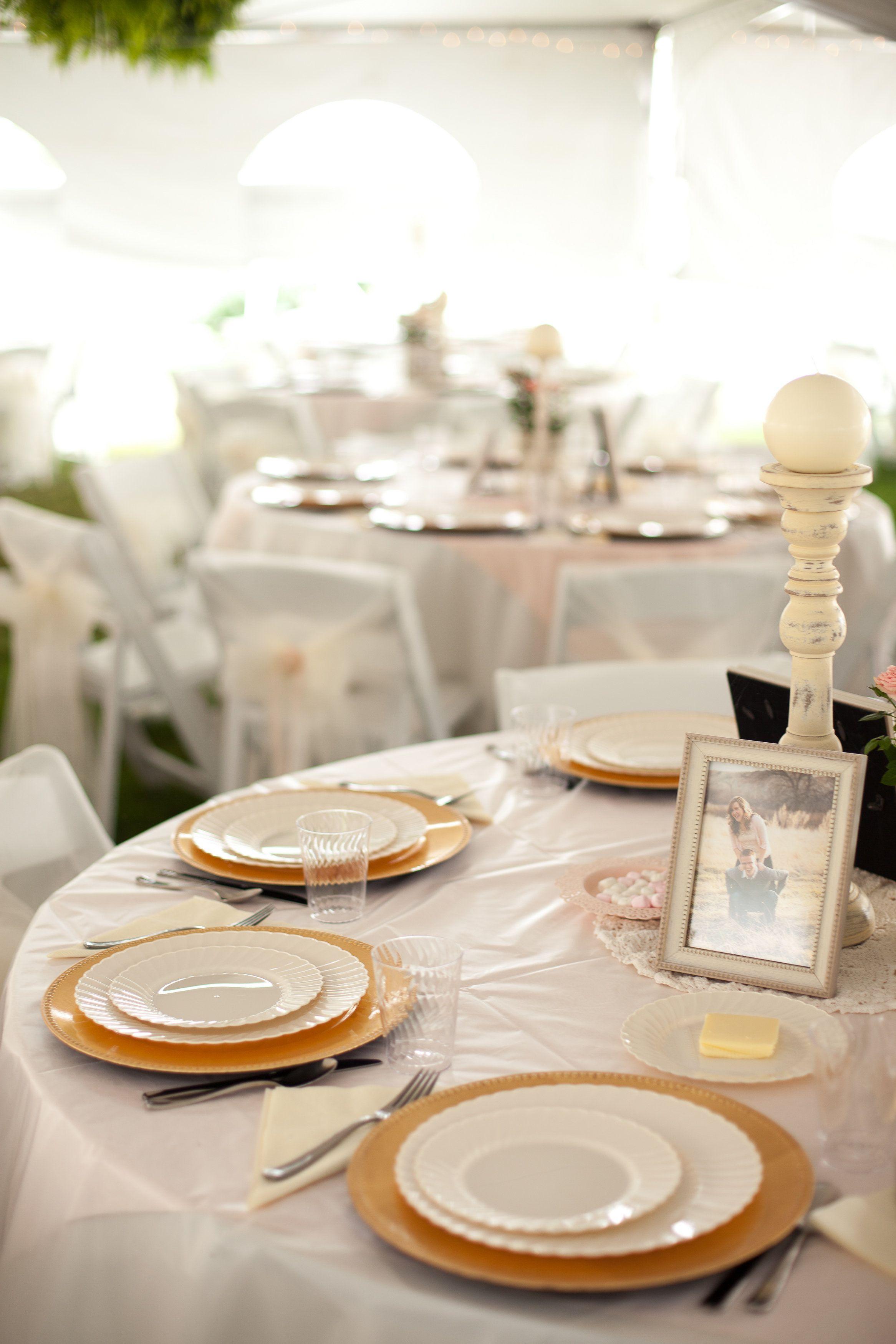 blush pink and cream vintage wedding table decorations | Wedding ...