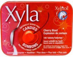 Xyla Cherry Blast Candy