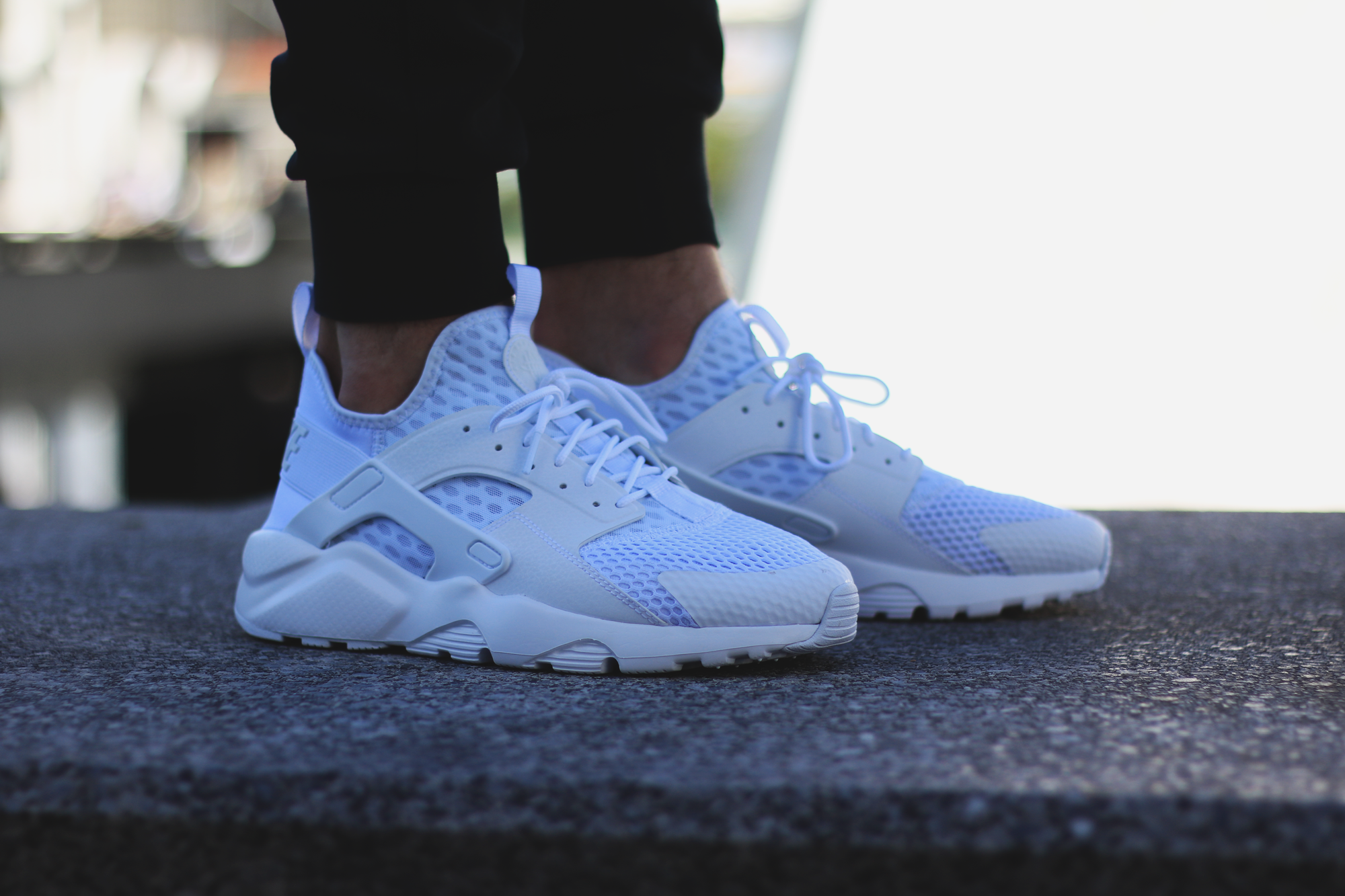 Nike Air Huarache Run Ultra BR disponible sur Courir.om ...