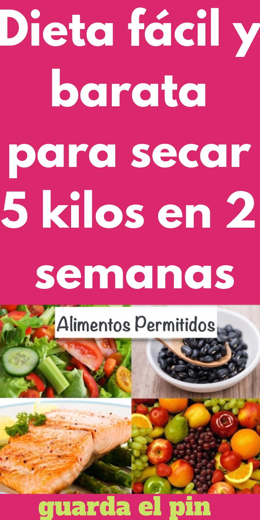 Dieta Fácil Y Barata Para Secar 5 Kilos En 2 Semanas Beauty