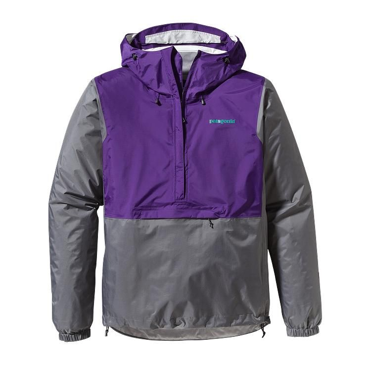 Patagonia Men's Torrentshell Pullover Rain Jacket | Outdoors ...