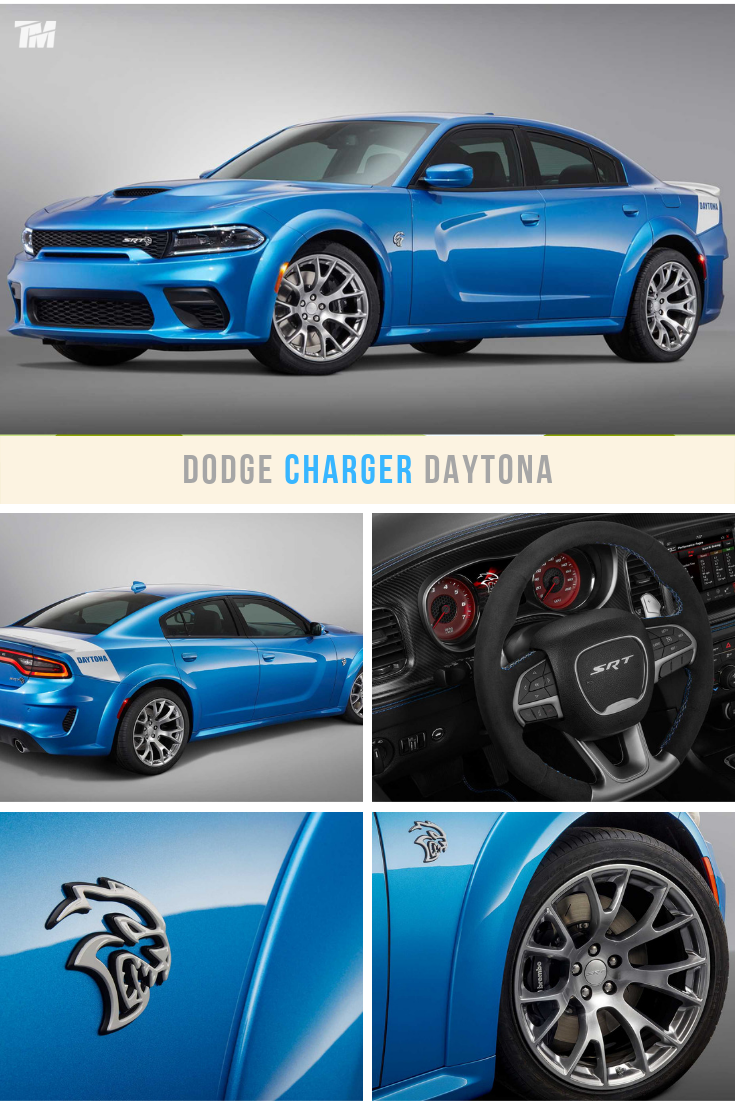 2020 Dodge Charger Daytona With 717 Hp Dodge Charger Dodge Charger Daytona Dodge