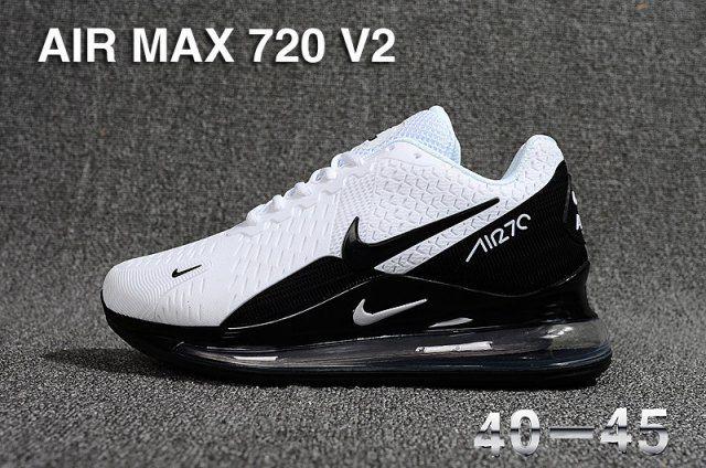 Christmas 2018 Sales Nike Air Max 270 White black AH8050 001